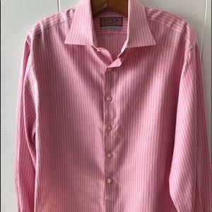 Thomas Pink cotton men's shirt, 16.5, French cuff